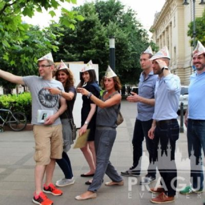 Prague Scavenger hunt - Photo Rally 5