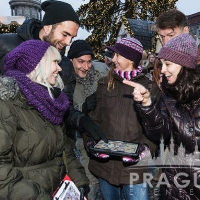Prague Scavenger hunt - Photo Rally 7
