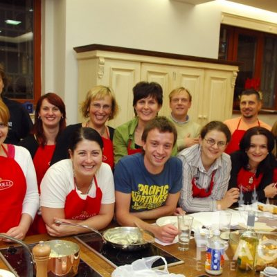 Fun Prague Teambuilding - Cook Your Own Meal 3
