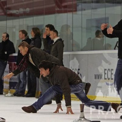 Prague Teambuilding - Ice Stock 1