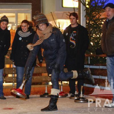 Prague Teambuilding - Ice Stock 2