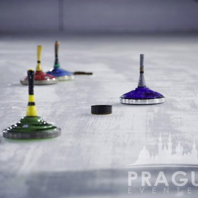Prague Teambuilding - Ice Stock 7