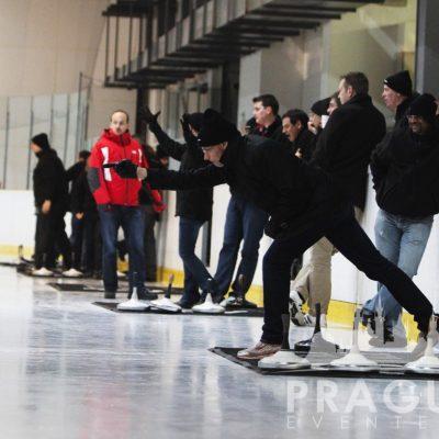 Prague Teambuilding - Ice Stock 5