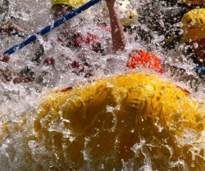 Exciting Team building - Rafting 8