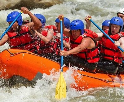 Exciting Team building - Rafting 4