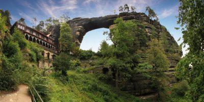 Pravčická Archway