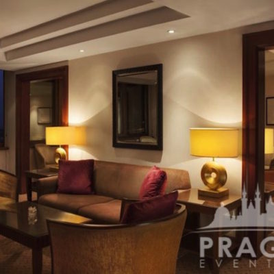 Modern conference hotel Prague - Corinthia Hotel Prague 7