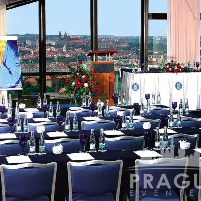 Modern conference hotel Prague - Corinthia Hotel Prague 8