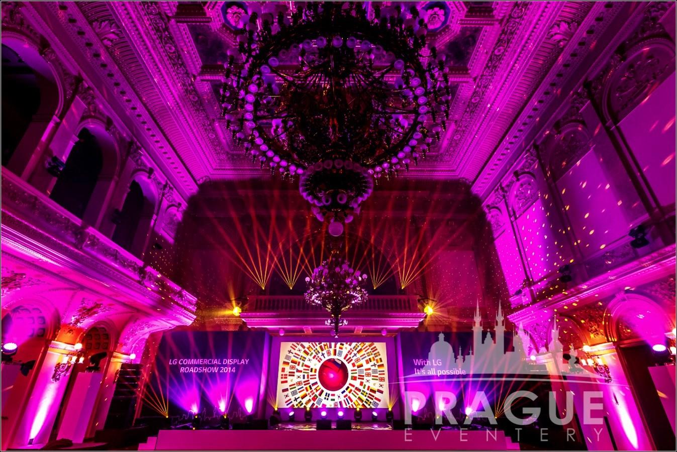 Prague conference venue, Tips to find exquisite Prague conference venues