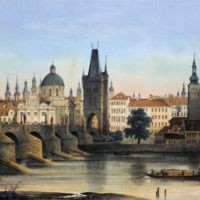 Early History of Prague