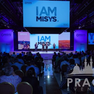 Misys event at Prague
