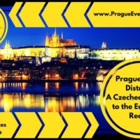 Prague Castle District banner