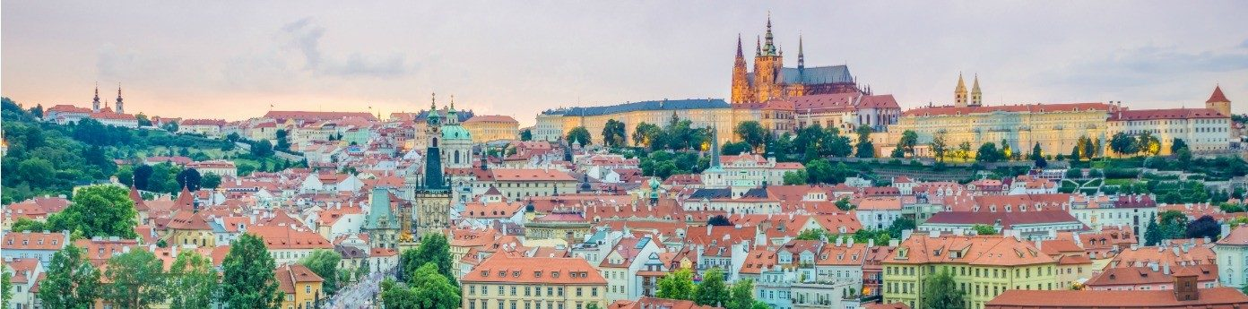 Prague Castle District, Prague Castle District – A Czeched Window to the European Realm